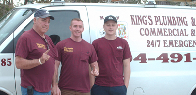 Kenny Kings Plumbing